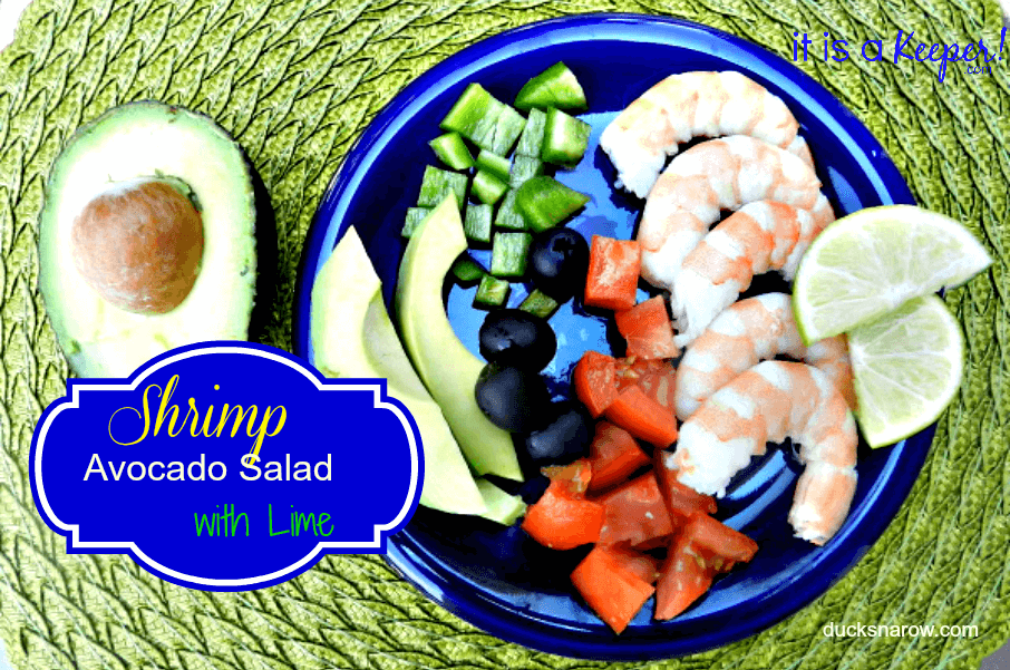 Avocado Shrimp Salad 906 x 601