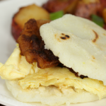 Breakfast Arepas