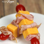 Lunch Box Kabobs - these are a fun kid approved lunch idea