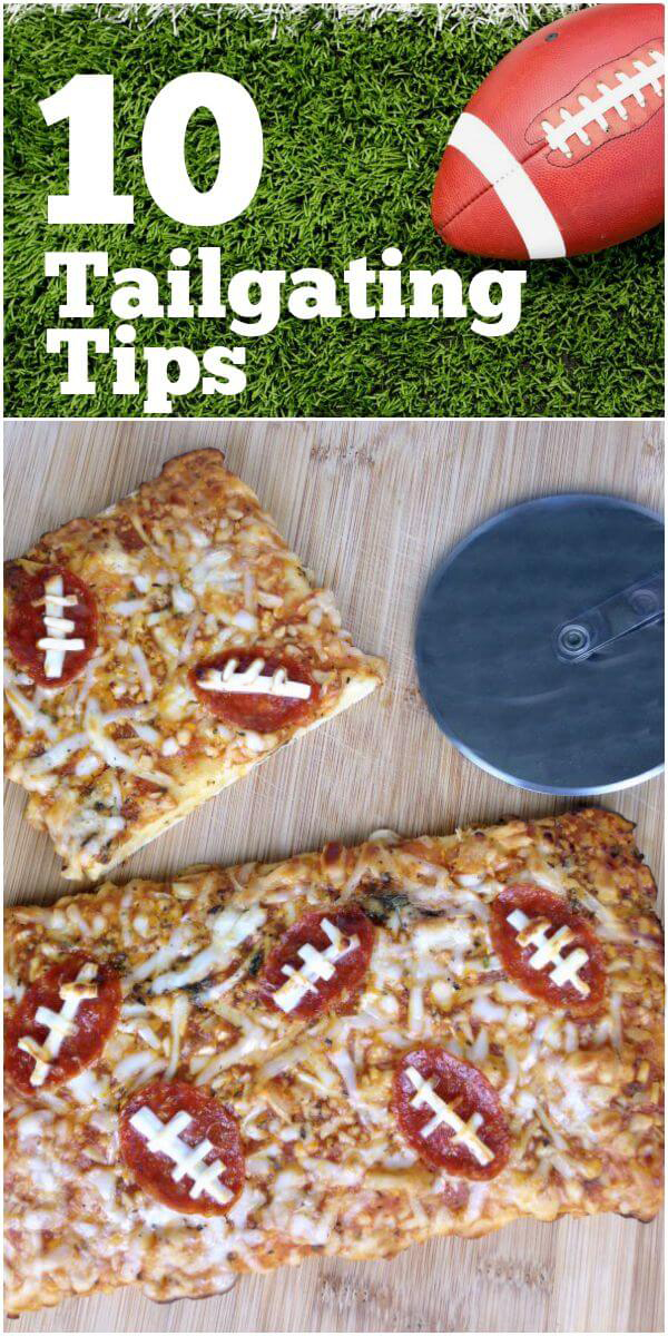 10 Tailgating Tips