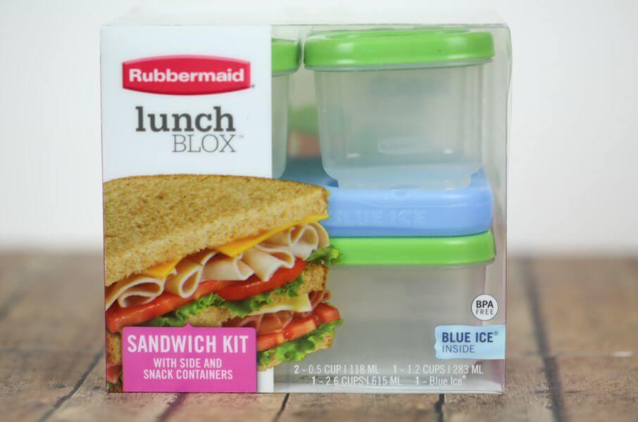 Rubbermaid sandwich kit