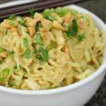 Easy Thai Peanut Noodles