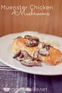 muenster-chicken-and-mushrooms