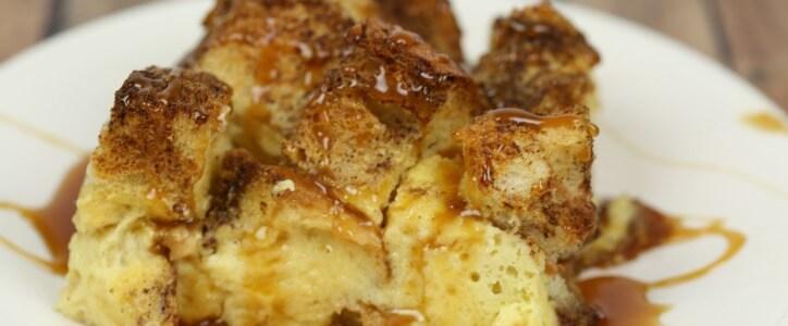 Dulce de Leche French Toast Casserole Recipe – an easy make ahead breakfast