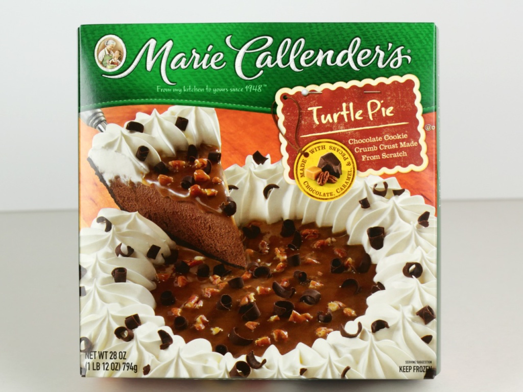 Help give back to our service men and women with Marie Callender's