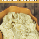 easy crock pot mashed potatoes