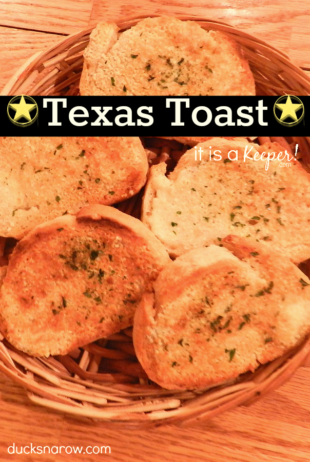 Texas Toast – an easy and delicious recipe that's ready in under 15 minutes