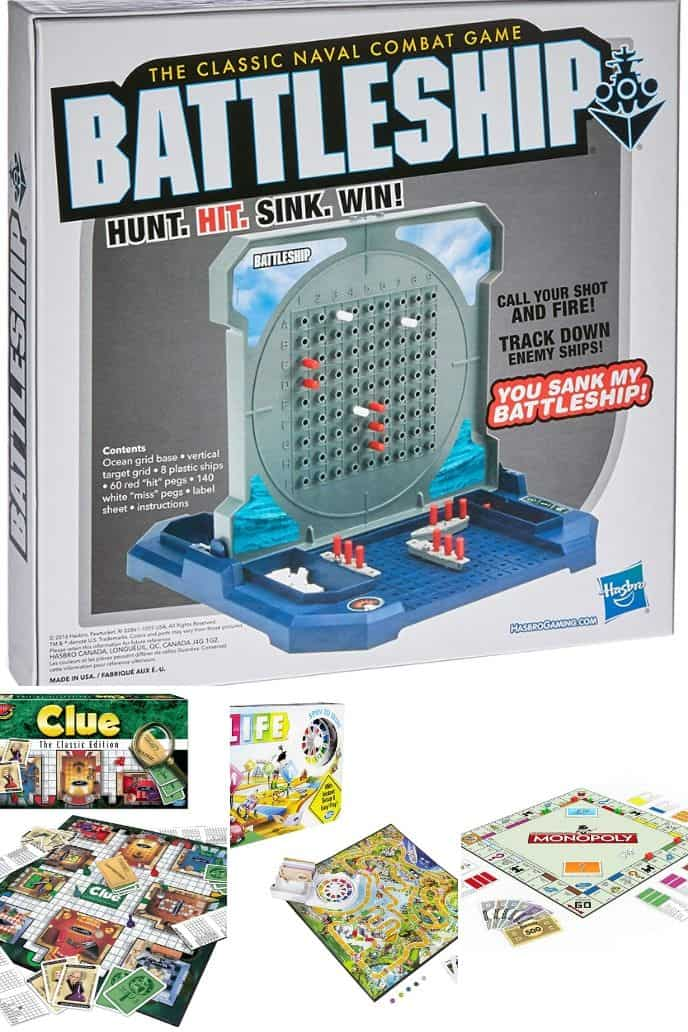 Collection of best board games of all times