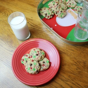 These Soft and Chewy Loaded M&M Cookies is an easy cookie recipe