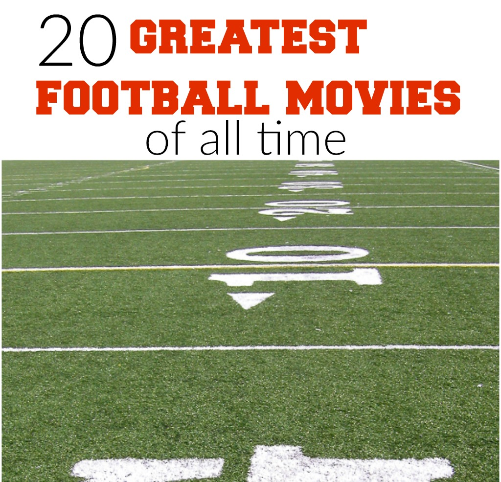 20 Greatest Football Movies | It Is a Keeper