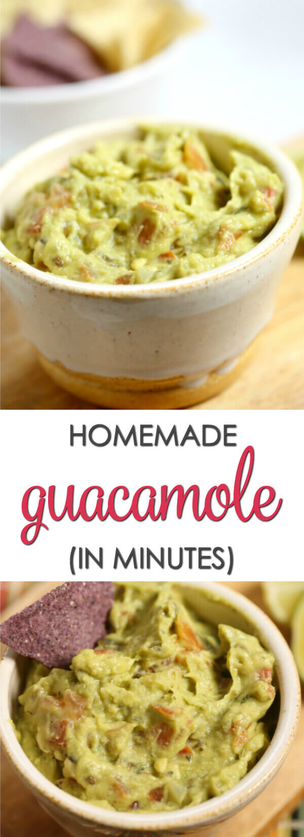 This 10 minute homemade guacamolerecipe easy is so much better than anything you can buy. It's the best guacamole recipe I've ever had.  #itisakeeper #recipe #guacamole
