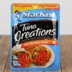 Buffalo Tuna Chopped Salad
