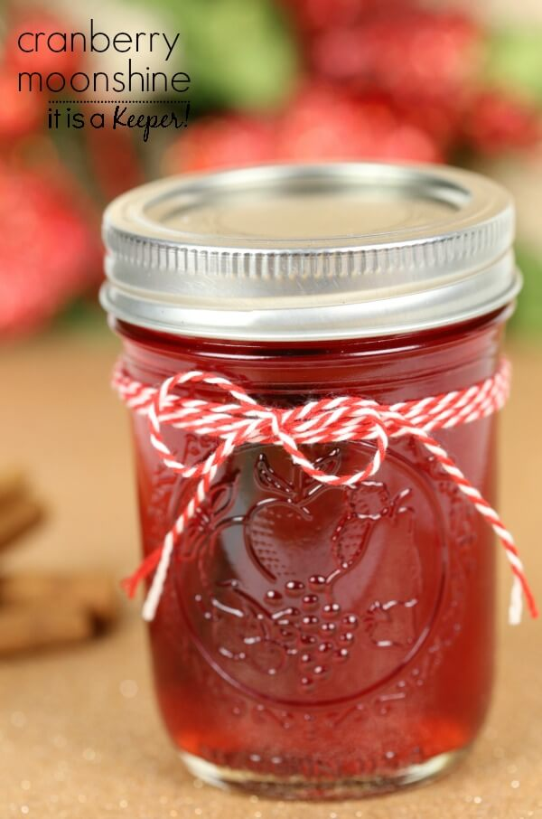 Cranberry Moonshine This Recipe Is My Favorite Tail