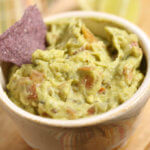 Homemade guacamole recipe easy