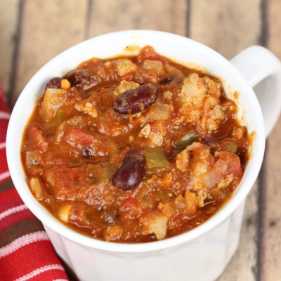 Turkey Chili Recipe – This is one of the best chili recipes I've ever had