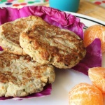 Pesto Tuna Cakes - This easy 30 minute recipe is a great light dinner idea