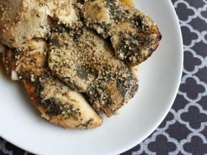 Slow Cooker Garlic Thyme Chicken IG