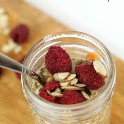Easy Overnight Oatmeal