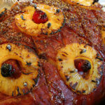 Glazed Holiday Ham