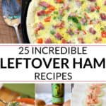 12 Recipes for Left Over Ham