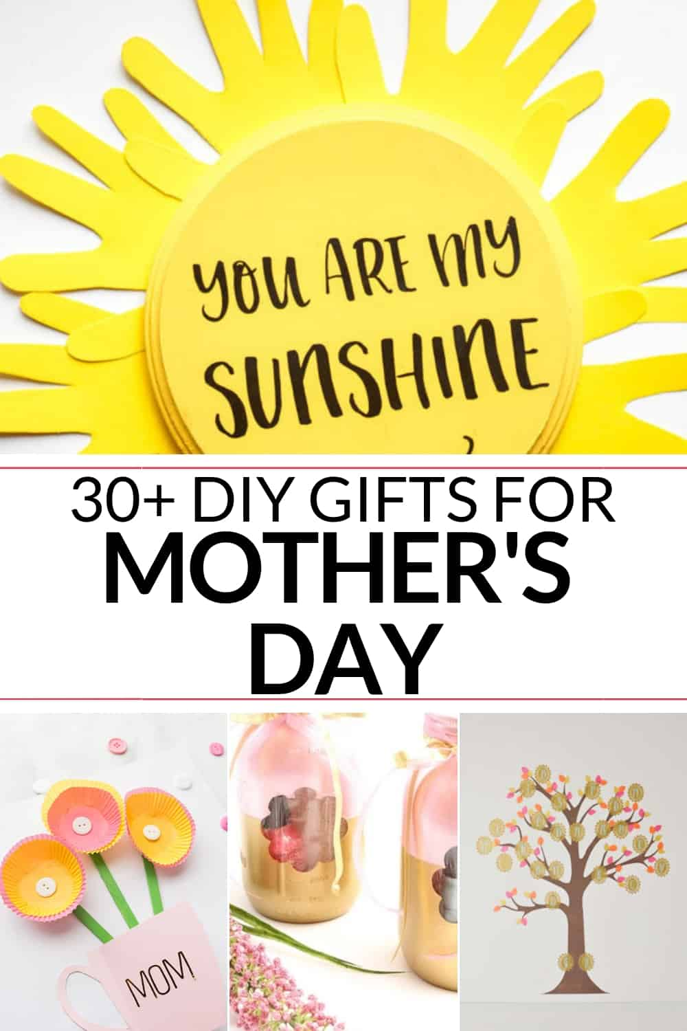 COLLECTION OF MOTHERS DAY CRAFTS FOR KIDS
