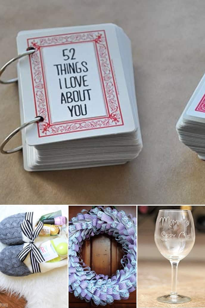 Clever & Funny Mothers Day Gifts