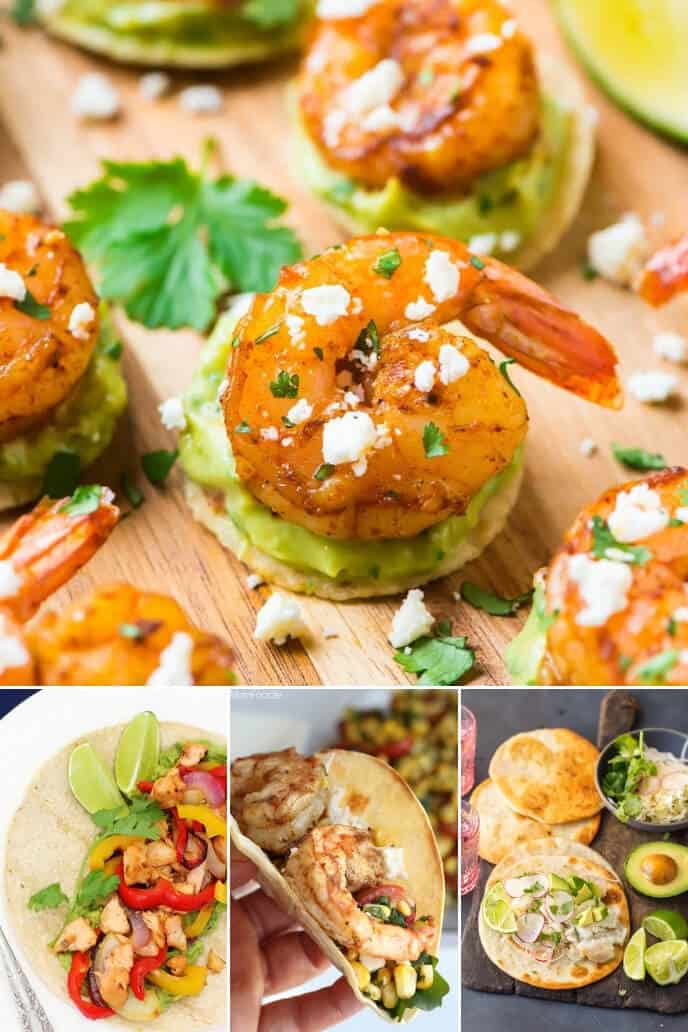 Collection of Cinco de Mayo recipes