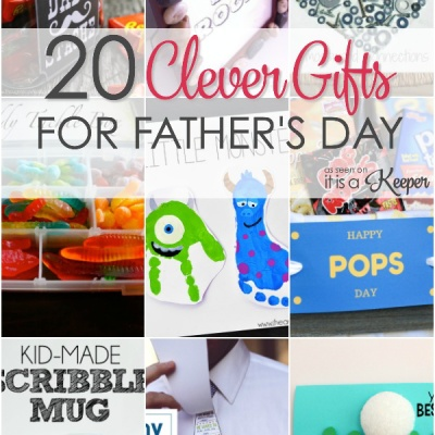 20 Clever Father's Day Gift Ideas