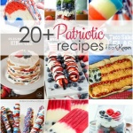 Show your pride this summer by making these festive patriotic recipes