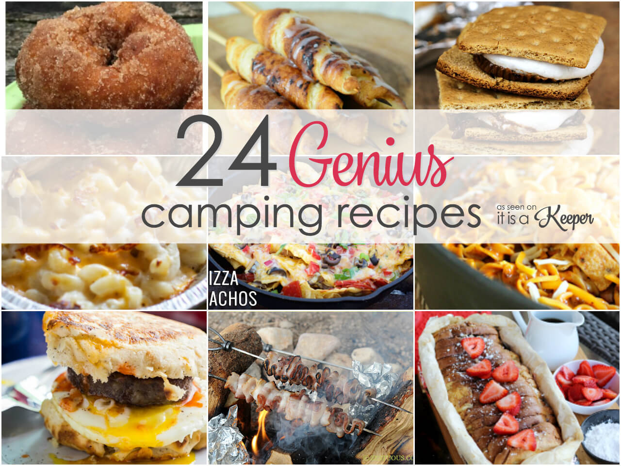 Take Your Camping Trip To The Next Level With These 24 Genius Recipes