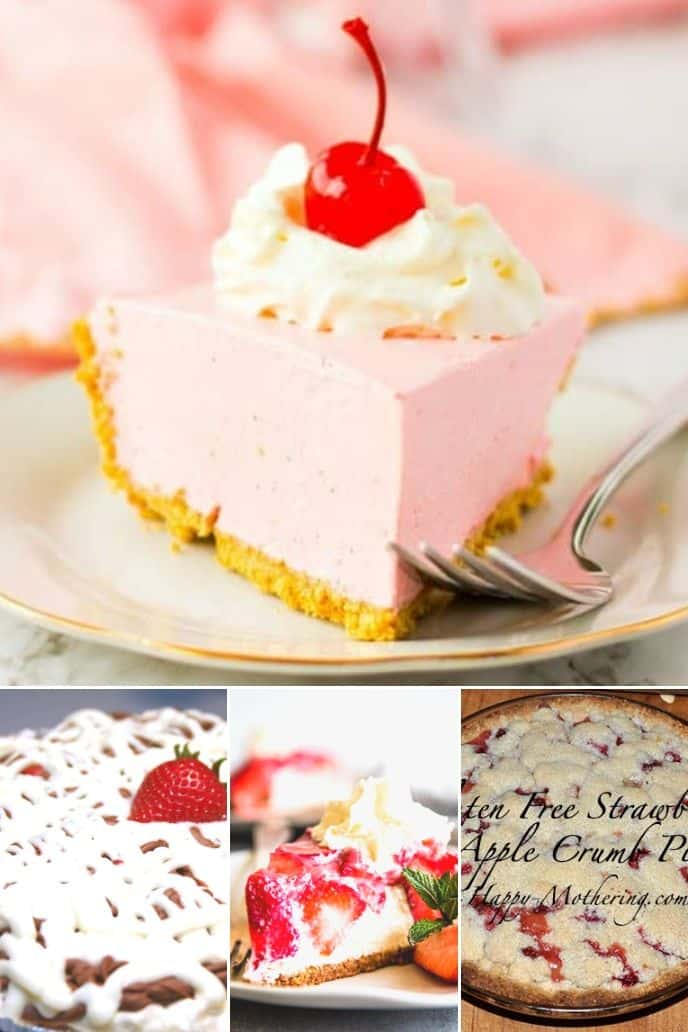 Collection of Strawberry Pie Filling Recipes