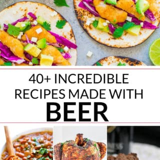 Collection of beer recipes