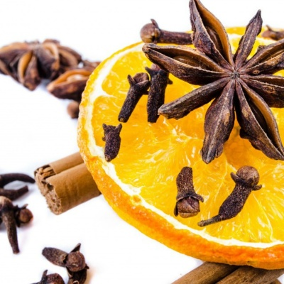 Homemade Kitchen Spice Air Freshener