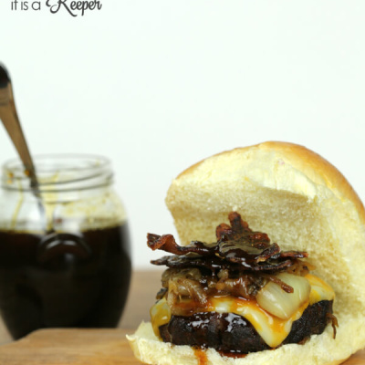 Jack Daniel's Whiskey Burger