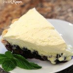 Blueberry Dream Pie - this easy dessert recipe is one of my all time favorite pies