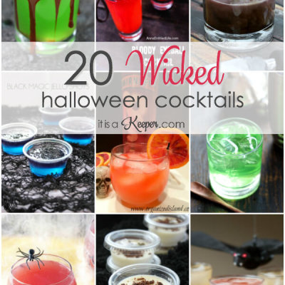 20 Wicked Halloween Cocktails