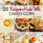 25 festive recipes made with candy corn