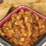 Apple Pie Dip - this easy apple pie dip recipe is perfect for fall