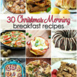 Christmas Breakfast Recipes - easy breakfast and brunch recipes