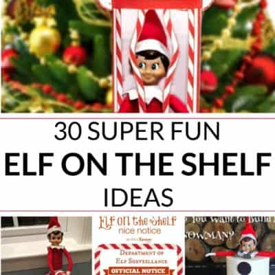 30 Christmas Elf on a Shelf Ideas