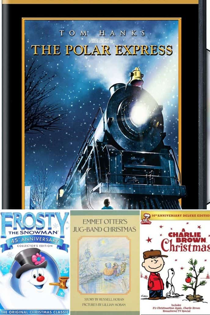 collection of family christmas movies