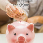 $1000 Saving Plan Printable