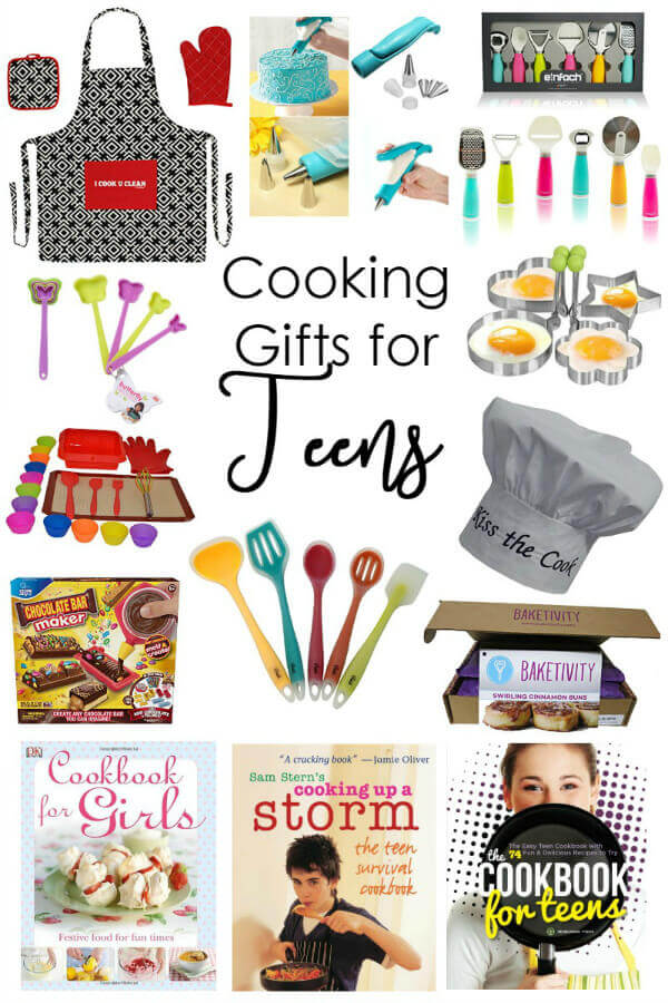 20 Cooking Gifts for Teens