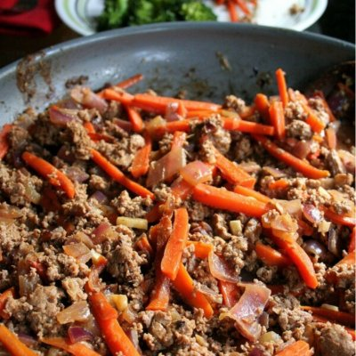 30 Minute Hamburger Skillet
