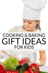 kid cooking