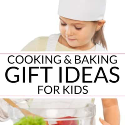 Fun Kids Cooking Gift Ideas