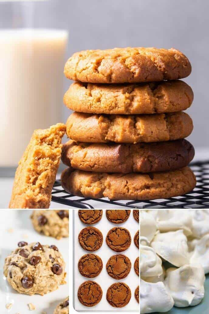 collection of the best cookie recipes