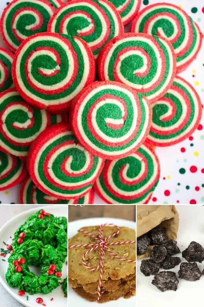 collection of the best christmas cookie recipes