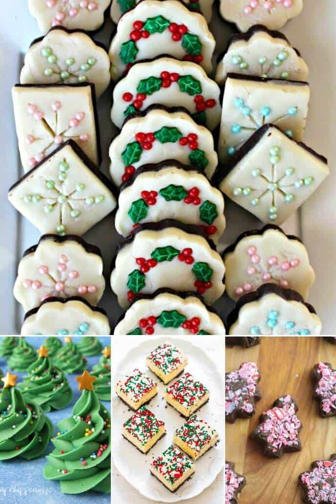 COLLECTION OF CHRISTMAS FUDGE RECIPES