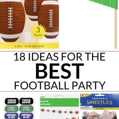 The Best Football Party